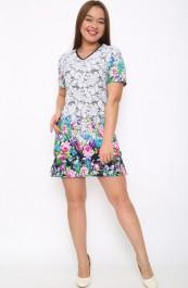 Туника-платье К-010 (44-58)