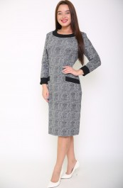 Платье В-208ЛФ2341 (46-60)