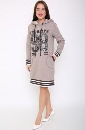 Платье В-208Ф2477П (44-54)
