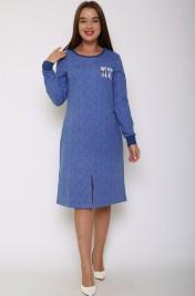 Платье В-208ЛФ2807П (46-56)