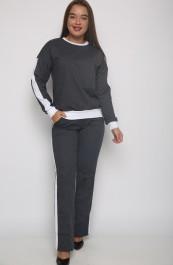 Костюм с брюками  Р0559 (42-56)