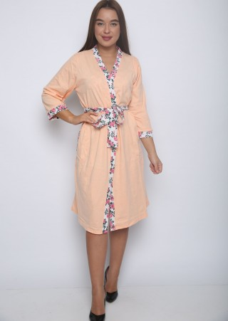 Комплект (халат, сорочка) Р0251 (44-54)