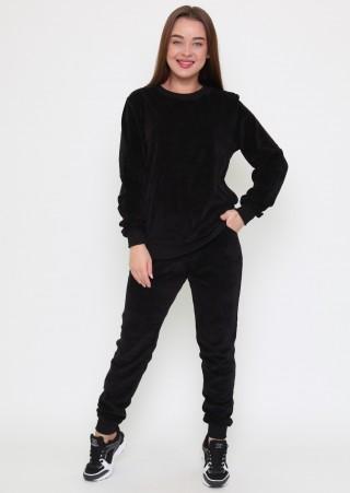 Костюм женский (свитшот / брюки с манжетом) К-013 (42-48)