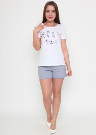 Костюм (футболка+шорты) Ш-0584-15 (42-44)