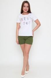 Костюм (футболка+шорты) Ш-0584-65 (42-44)
