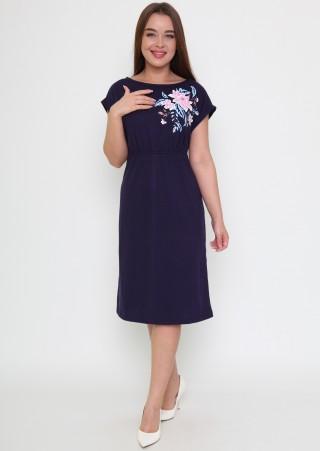 Платье Ш-0875 (46-54)