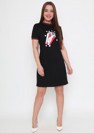 Платье  Ш-0865 (42-52)