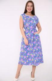 Сарафан-платье БЯЗЬ М-87 (46-62)