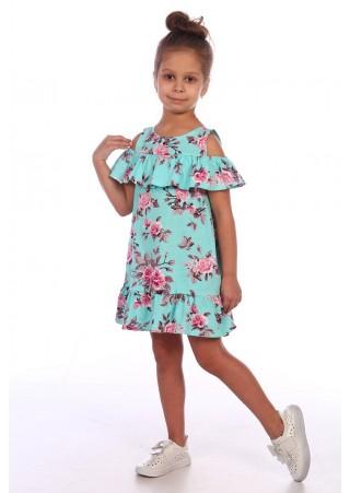 """Платье детское """"Жасмин"""" Д-ПЛ073 (98-128)"""