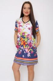 Туника-платье К-10 (44-58)