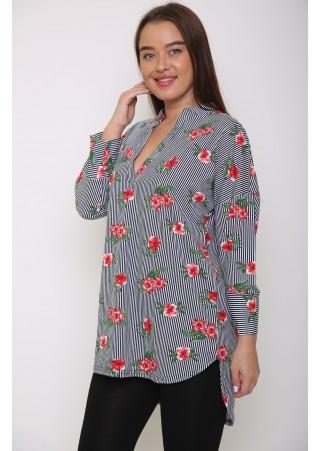 Блуза В-211ХР2451 (46-60)