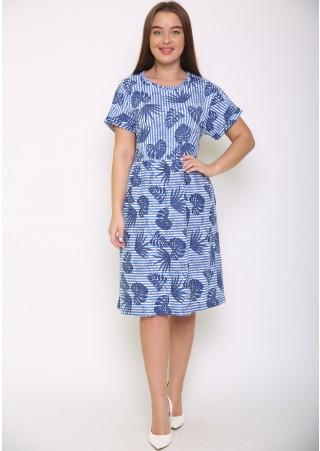 Платье В-208ХР2595(44-54)
