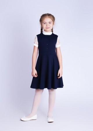 "Сарафан для девочки ""Катрина"" В-408МИ2527 (30-38)"