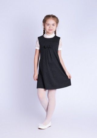 "Сарафан для девочки ""Каролина"" В-408МИ2531 (30-38)"