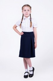 "Юбка для девочки ""Луиза"" В-420МИ2715 (30-38)"