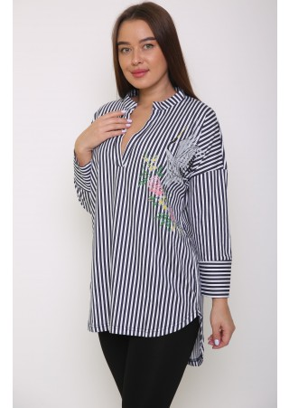 Блуза В-211ХР2451П (46-60)