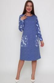 Платье В-208ЛФ2802 (46-56)