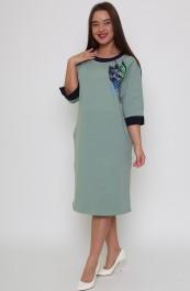 Платье В-208ЛФ2868п (48-58)