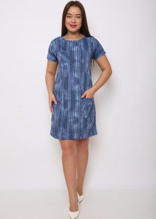 Платье-Туника К-104 (42-54)