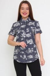 Рубашка-блуза М-172 (44-62)