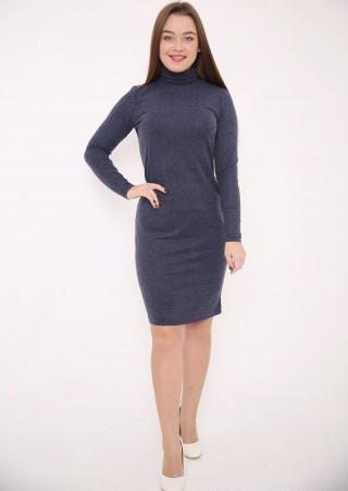 Платье-водолазка (Ангора) Премиум К-116 (42-52)