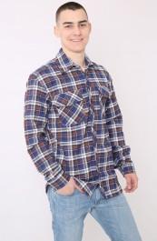 Рубашка мужская М-14Фуле (46-68)