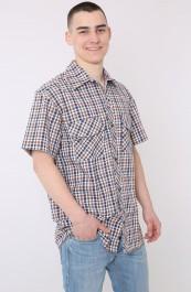 Рубашка мужская М-14К (46-68)