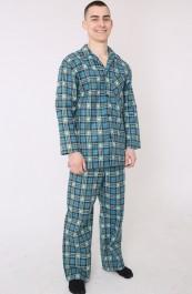 Пижама мужская М-44 (46-62)