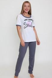 Пижама (футболка+брюки) Ш-0825-94 (42-56)