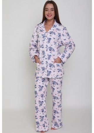Костюм-пижама  М-185 (46-62)