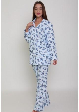 Костюм-пижама  М-185(46-62)