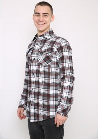 Рубашка мужская М-155 (46-60)