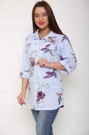 Рубашка женская Р0805 (48-62)